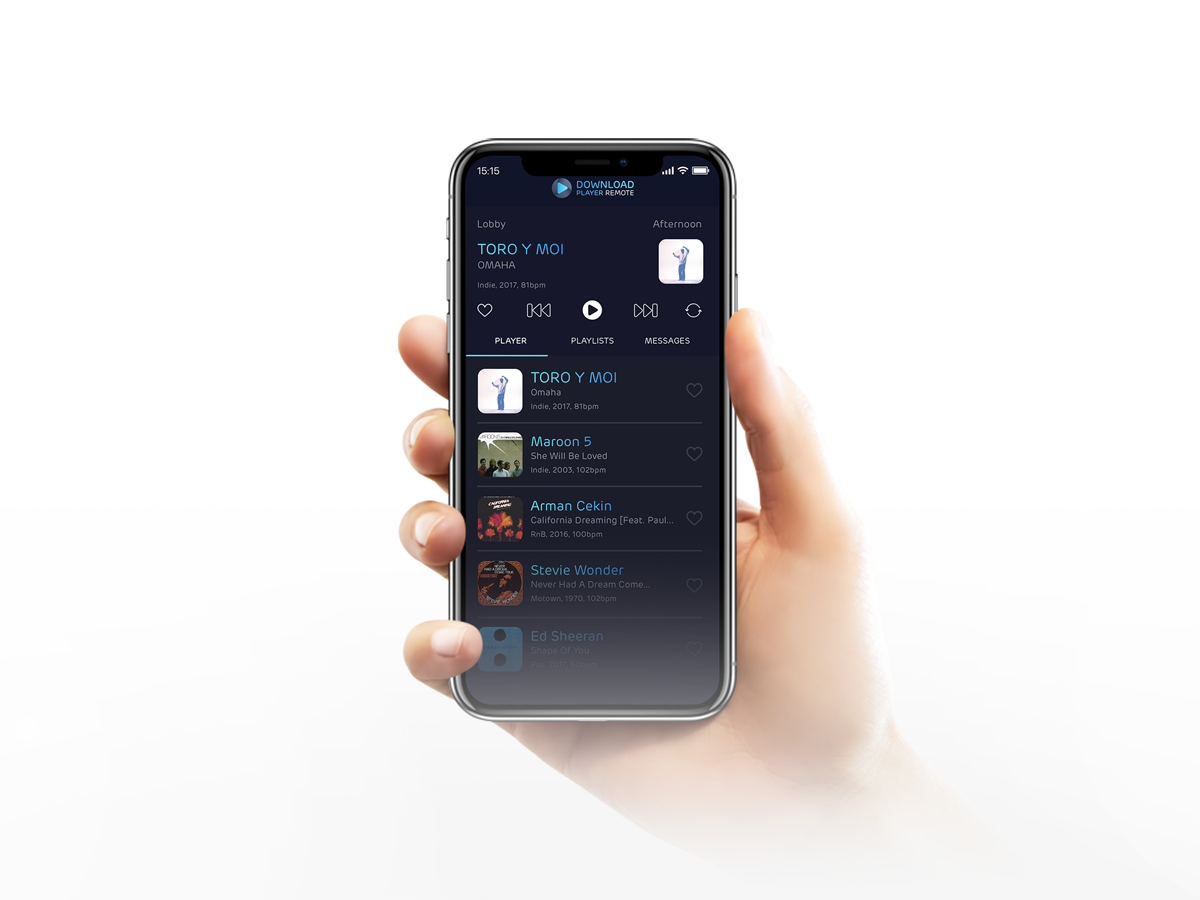 Download Player Remote - Remote control for your music