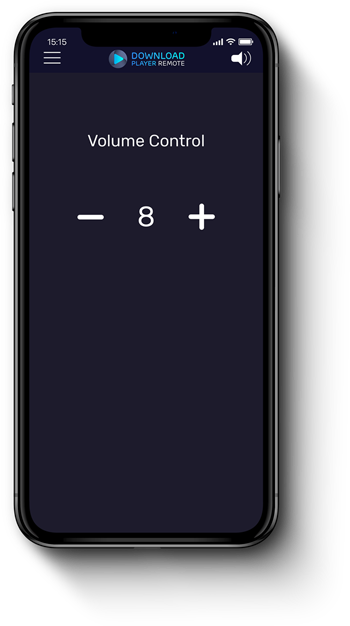 Download Player Remote - Control the Volume